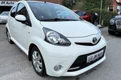 Toyota Aygo 1,0 VVT-i Black&White