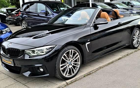 "BMW 440i xDrive Cabrio M Sport/Head-Up/19""/VOLL"