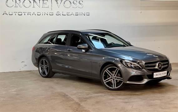 Mercedes C220 d 2,1