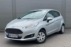 Ford Fiesta EcoBoost Titanium Start/Stop 125HK 5d