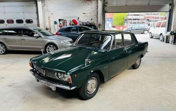Rover P6 2,0 TC