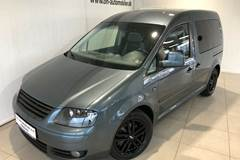 VW Caddy 1,9 TDi 105 Life 7prs