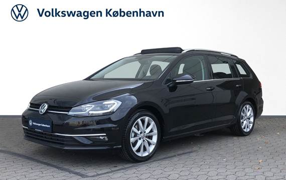 VW Golf VII 1,5 TSi 150 Highline Variant DSG