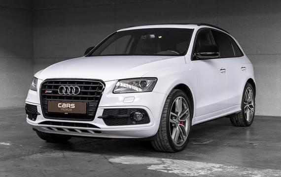 Audi SQ5 biturbo TDI Performance Tiptr. 340HK 5d 8g Aut.