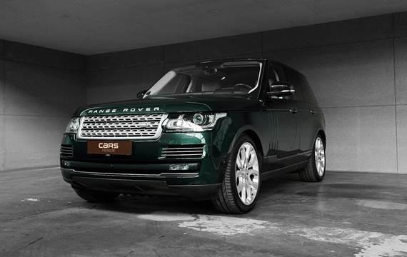 Land Rover Range Rover SD V8 Autobiography 4x4 340HK 5d 8g Aut.