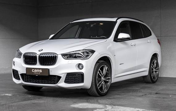 BMW X1 25D 2,0 D XDrive 231HK 5d 8g Aut.