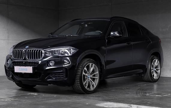 BMW X6 50I 4,4 XDrive 450HK 5d 8g Aut.