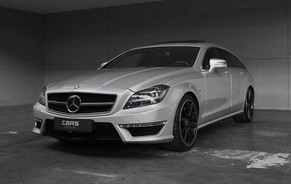 Mercedes CLS63 AMG 525HK 4d 7g Aut.