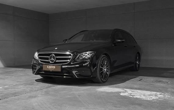 Mercedes E350 d T 3,0 Bluetec 9G-Tronic 258HK Stc 9g Aut.