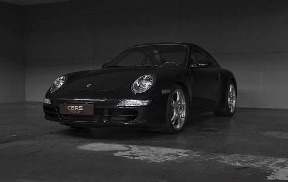 Porsche 911 Carrera Tiptr. 355HK 2d Aut.