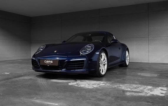Porsche 911 Targa 4 PDK 370HK Cabr. 7g Aut.