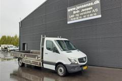 Mercedes Sprinter 2,1 316 CDI Chassis Lang