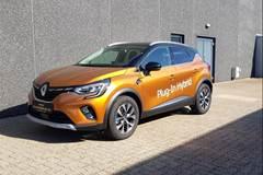 Renault Captur 1,6 E-TECH Intens 160HK 5d Aut.