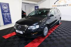 VW Passat 1,9 TDi BlueMotion Variant