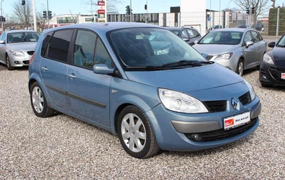 Renault Scenic II 1,9 dCi 130 Van