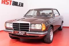 Mercedes 230 E 2,3 aut.
