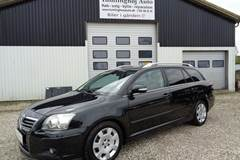 Toyota Avensis 2,0 Sol stc. aut.