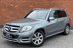 Mercedes GLK220 2,2 BlueTEC aut. 4Matic Van