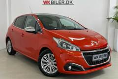 Peugeot 208 1,6 BlueHDi 100 Selection Sky