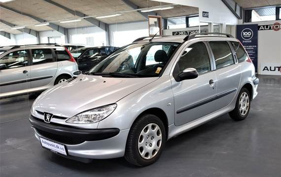 Peugeot 206 1,4 Performance SW
