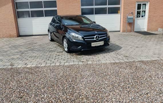 Mercedes A180 1,8 CDi aut. Van
