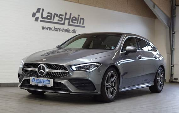 Mercedes CLA250 2,0 AMG Line Shooting Brake aut. 4Matic