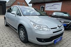 Citroën C4 1,6 HDi 109 Seduction E6G