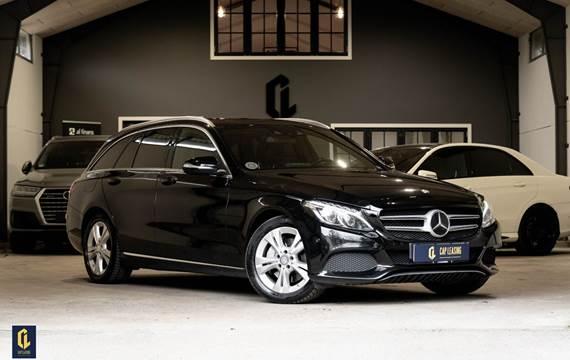 Mercedes C250 2,2 BlueTEC stc. aut.