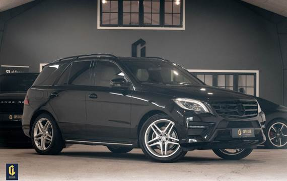 Mercedes ML350 3,0 BlueTEC AMG Line aut. 4Matic