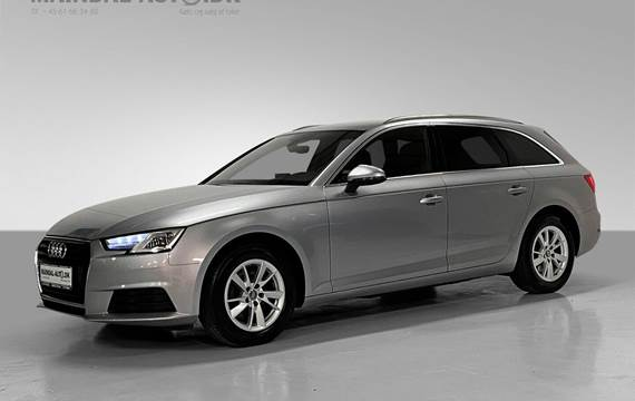 Audi A4 2,0 TDi 150 Avant Van