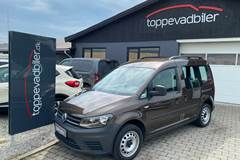 VW Caddy 1,4 TSi 125 DSG BMT Van