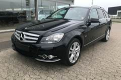Mercedes C180 2,2 CDi Avantgarde stc. aut. BE