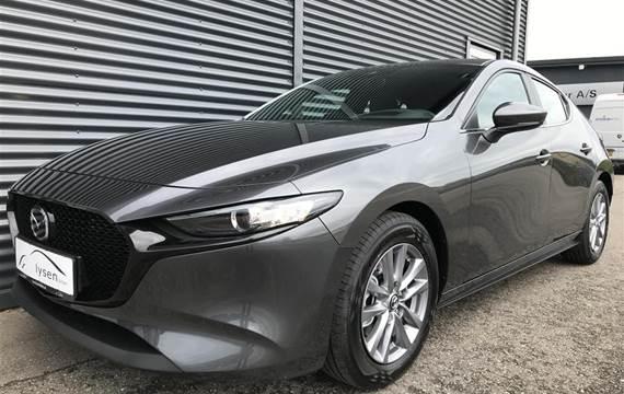 Mazda 3 2,0 Skyactiv-G  Mild hybrid Sense  5d 6g