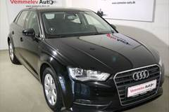 Audi A3 1,6 TDi 110 Attraction Sportback S-tr.