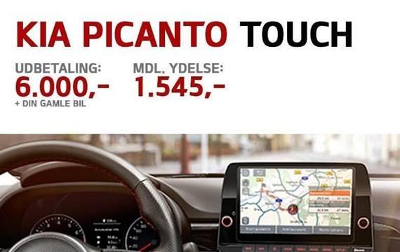 Kia Picanto 1,0