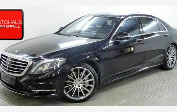 Mercedes S500 LANG 4M AMG PANO+NACHT+ACC+360+HUD+MASSAGE