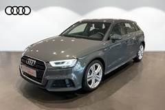 Audi A3 TFSi Sport Limited+ Sportback S-tr.
