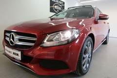 Mercedes C220 d 2,2 Avantgarde stc.