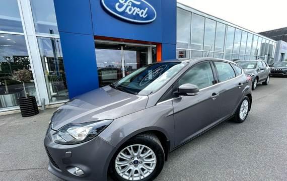 Ford Focus 1,6 SCTi 150 Titanium
