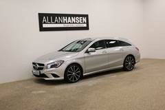 Mercedes CLA180 1,6 Shooting Brake