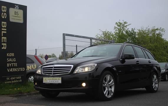 Mercedes C250 2,2 CDi stc. BE