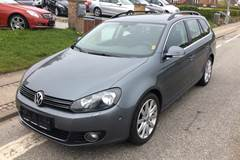 VW Golf VI 2,0 TDi 140 Highline Variant