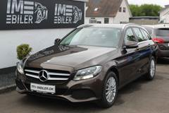 Mercedes C200 d 1,6 Business stc. aut.