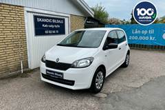 Skoda Citigo 1,0 75 Ambition aut.
