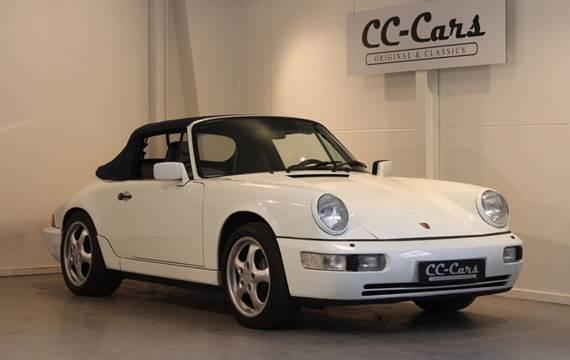 Porsche 911 3,6 Carrera 4