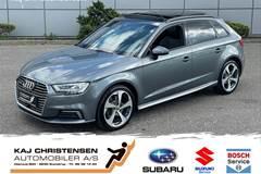 Audi A3 1,4 Sportback  TFSI e  Plugin-hybrid S Line S Tronic  5d 6g Aut.