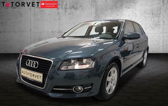 Audi A3 1,6 TDi Ambiente Sportback S-tr.