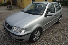 VW Polo 1,4 Person bil
