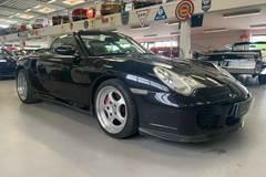 Porsche 911 Turbo 3,6 Cabriolet