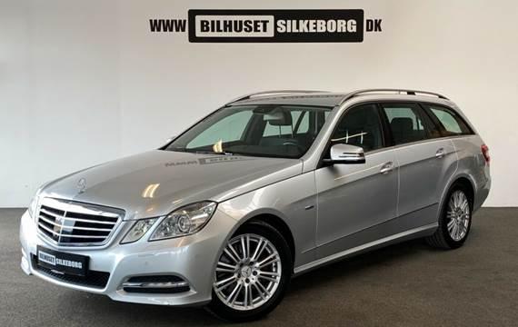 Mercedes E250 1,8 Avantgarde stc. aut. BE
